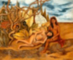 Frida - Dos-desnudos-en-un-bosque.jpg