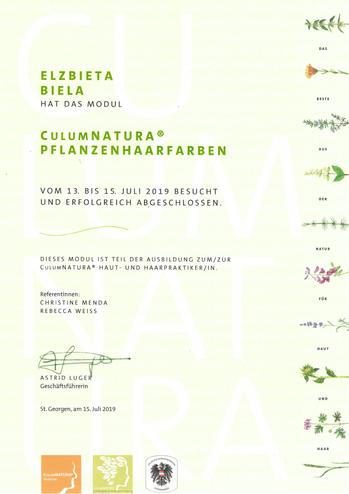 CulumNATURA Pflanzenfarbe
