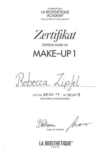 La Biosthetique Make-Up 1