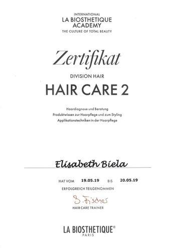 La Biosthetique Hair Care 2