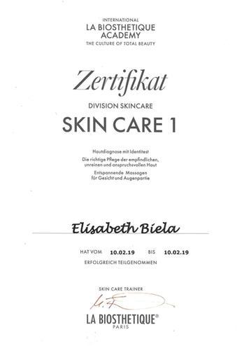 La Biosthetique Skin Care 1