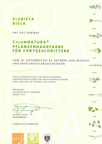 CulumNATURA Pflanzenfarbe für Fortgeschrittene