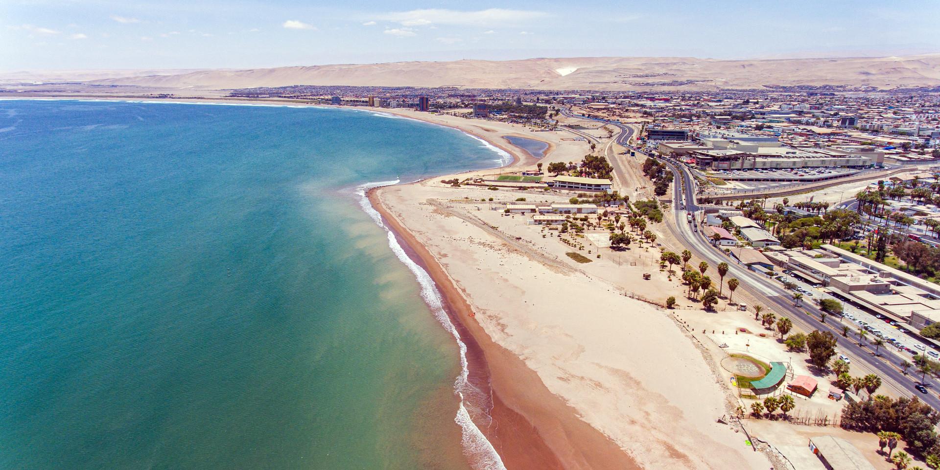 Playas Chinchorro y Las Machas