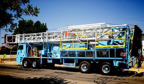 Rig 43 heads to CRC