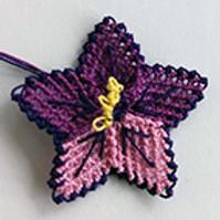 Turkish Needle Lace Class California