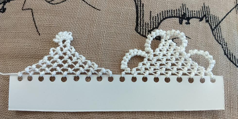 Turkish Needle Lace Class Illinois