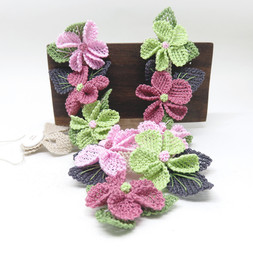 oya_lace_spring_pink_green_flower_neckla