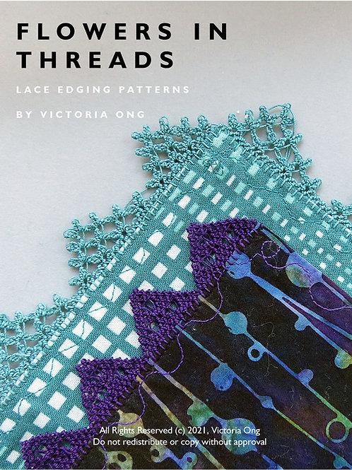 Needle Lace Edgings