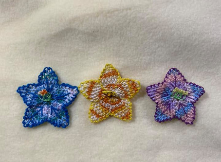 Virtual Classes for Turkish Needle Lace 2020!