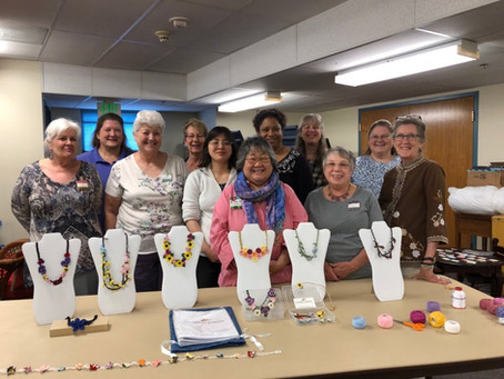 My Weekend with the Rocky Mountain Lace Guild!