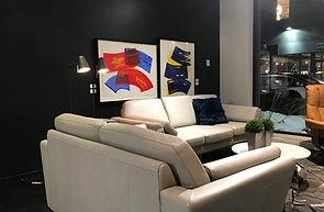 galerie du meuble, tableux, oeuvres Marie Cliche, artiste peintre, acheter art québécois, Marie Cliche, acheter art en ligne,