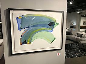 galerie du  meuble, acheter tableaux, oeuvres Marie Cliche, ariste peintre, Québec, acheter tableaux en ligne