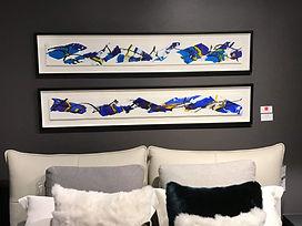 galerie du meuble, tableaux acheter, artr contemporain, oeuvre Marie Cliche, artiste peintre, acheter tableaux en ligne