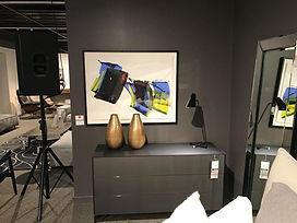 galerie michel guimont, tableaux Marie Cliche artiste peintre, art contemporain, art abstrait, peintre québécois, artiste gestuel,oeuvre sur papier, acheter art en ligne