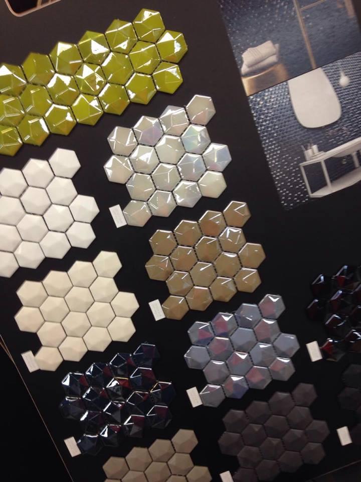 Dosseret hexagonal