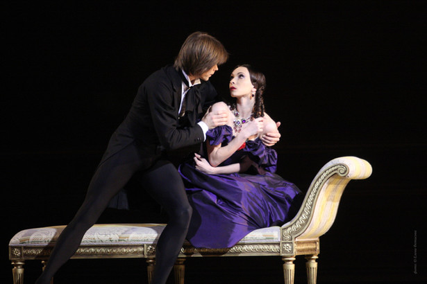 Marguerite, Lady of the Camellias, Artem Ovcharenko - Armand