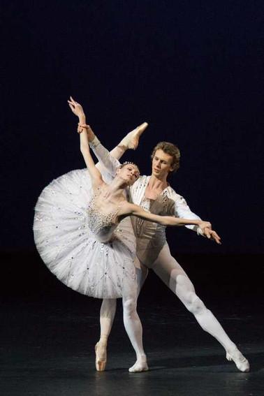 Balanchine's Diamonds, w/ Semyon Chudin