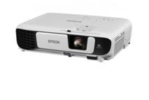 Proyector EPSON PowerLite X41+, 3,600 lúmenes ANSI, LCD, XGA (1024x768), 5000 h,