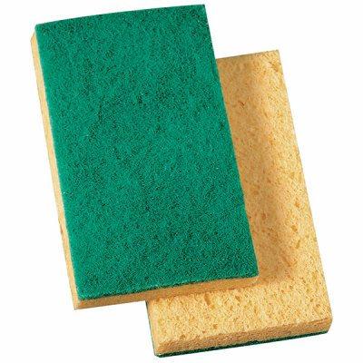Fibra Verde Con Esponja