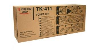 Tóner KYOCERA 370AM011, Laser, 15000 páginas, Negro