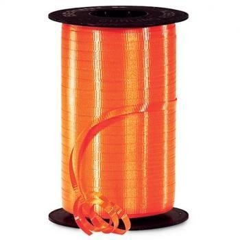 Listón Curling Liso 475m Sedacolor's Color Naranja