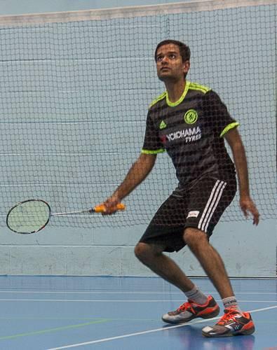 Andy Brown Tournament - 2017 - Pranjal