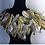 Thumbnail: Ronso Metal Feather Shoulder Piece