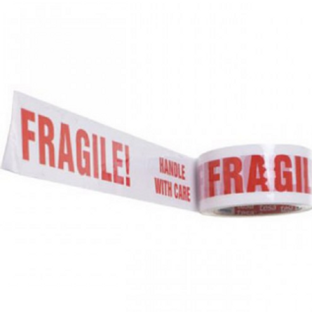 Fragile Printed Tape