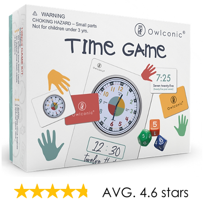 Owlconic Time Game