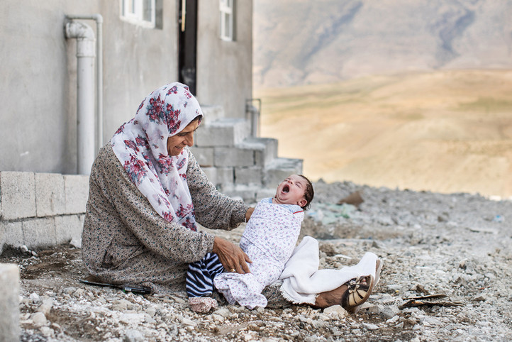 Syrian Grandmother