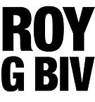 ROY G BIV gallery for emerging artists