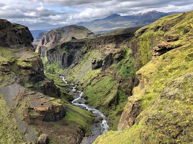 Thorsmörk, Iceland