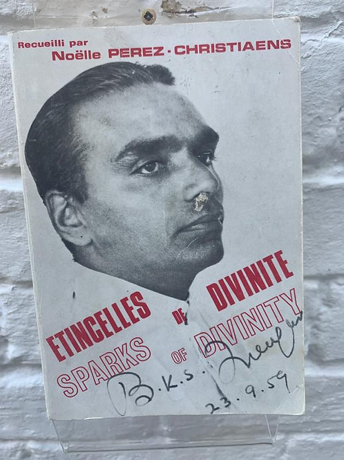 Sparks of Divinity: First Edition