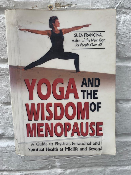 Yoga and the Wisdom of the Menopause