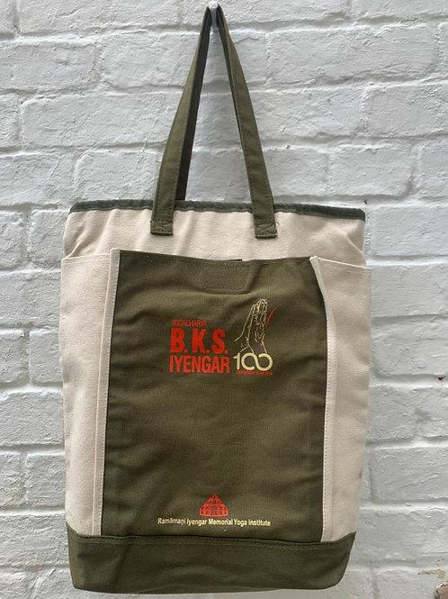 Official B.K.S Iyengar Kit Bag