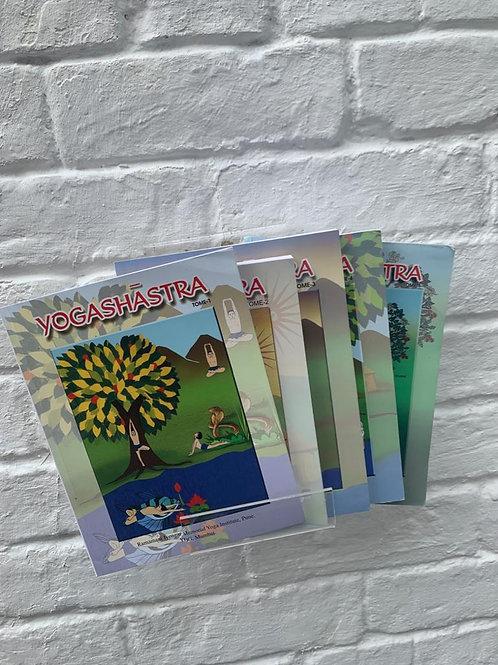 Yogashastra Volumes 1-5