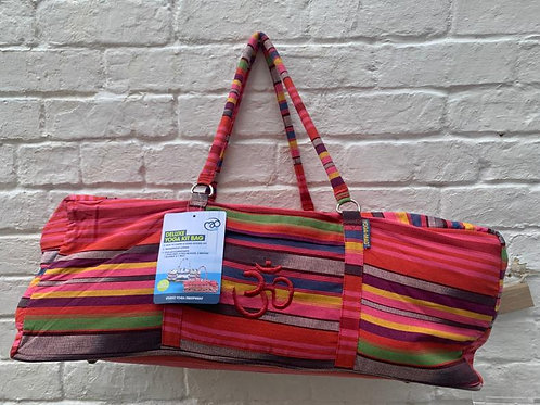 Kit Bag - Multi colour stripe
