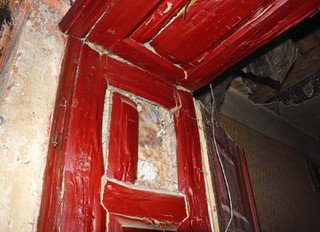 Historic Burnley Hall Threatened By Dry Rot