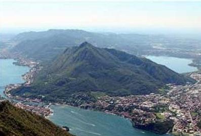 Vista dal Monte Barro