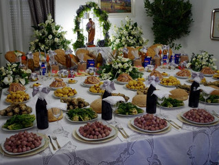 SAINT JOSEPH'S DAY An Italian-American Tradition