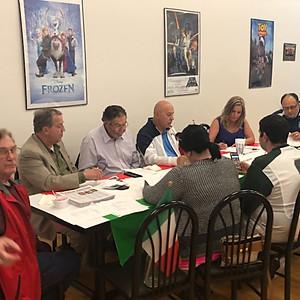 IAC OCTOBER 2018 MEETING