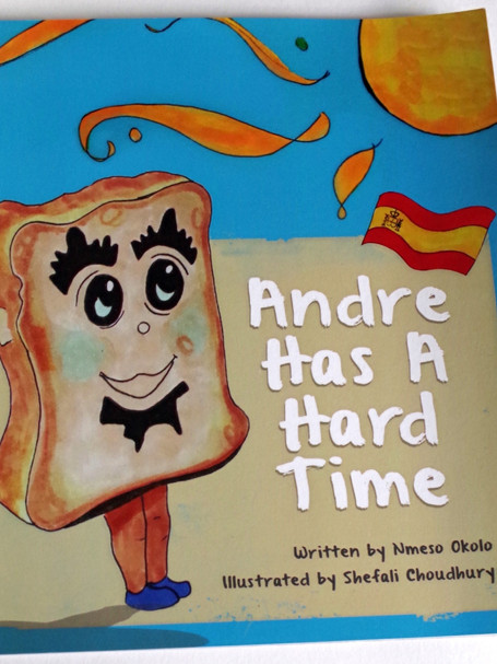 Andre Has A Hard Time