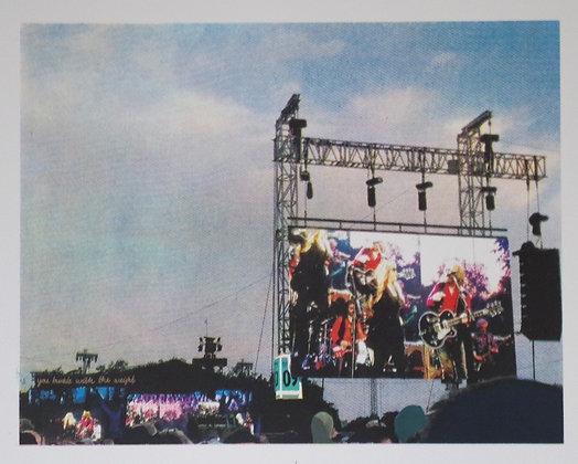 Screen Print - Tom Petty and Stevie Nicks