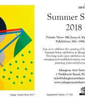 Islington Summer Salon