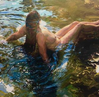 Sunburst by Lucille Dweck