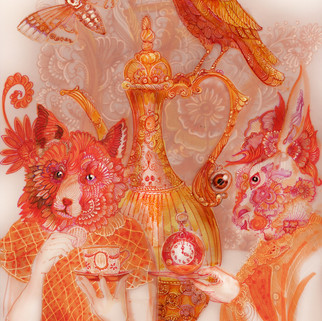 Tea With Fox and Hare