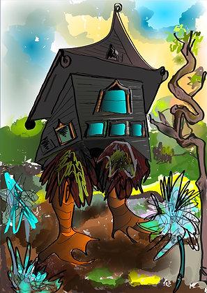Baba Yaga's House