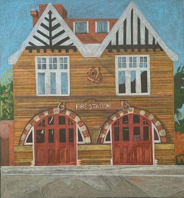 Tonbirdge Fire Station