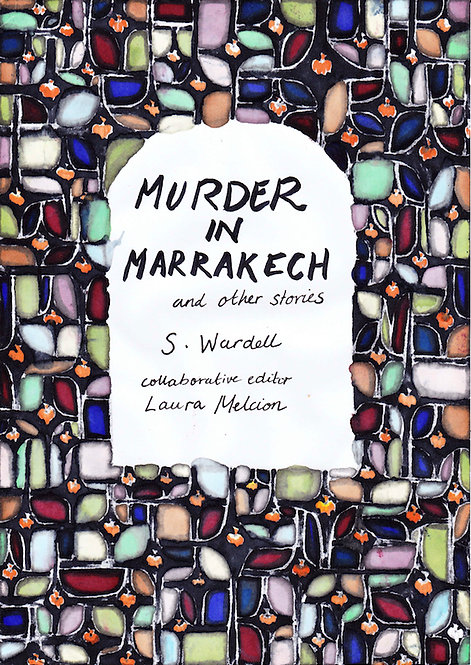 Murder in Marrakech and Other Stories  EPUB DIGITAL BOOK