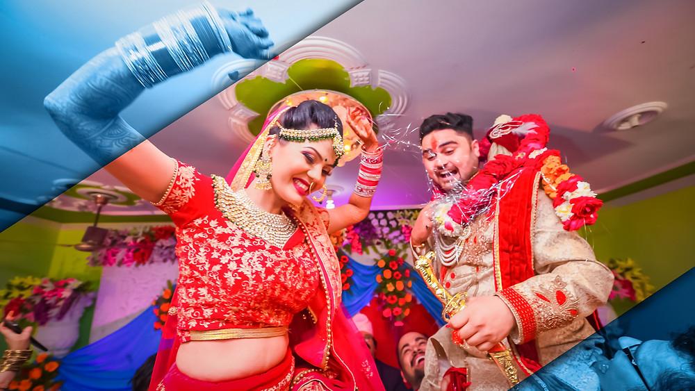 best wedding photographer in lucknow